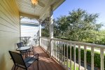 Enjoy the beautiful Florida sun and views on the balcony